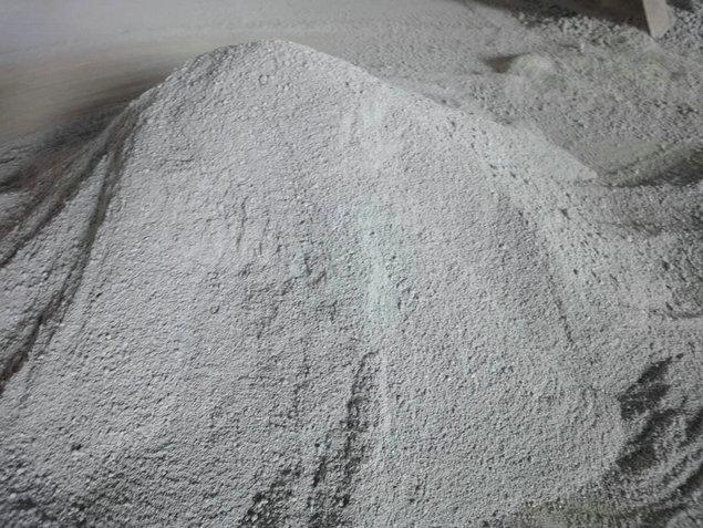 硅微粉物料