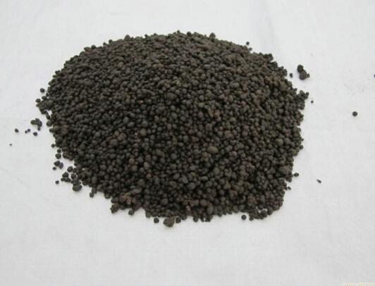 用户物料有机肥颗粒