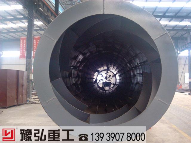连续式脱水干燥设备内部结构