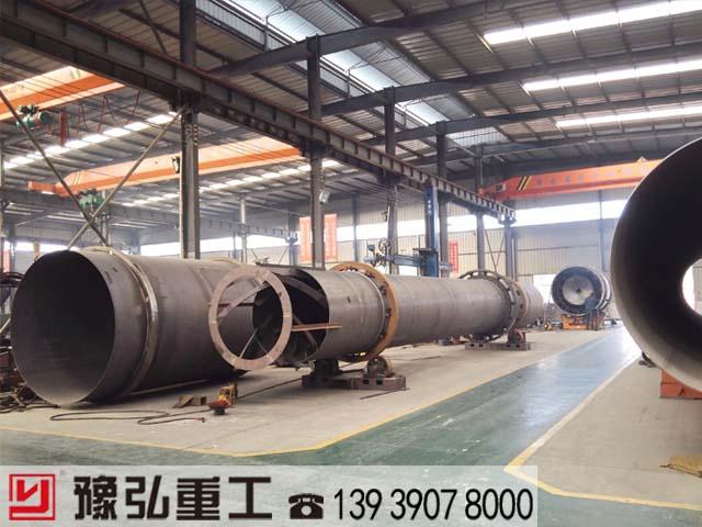 生产中的煤渣干燥设备