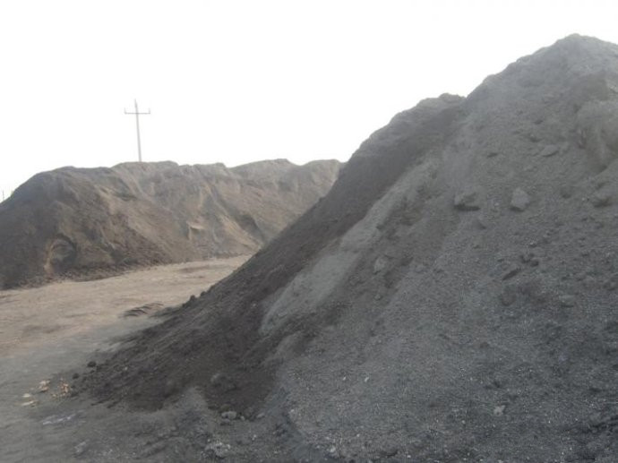 用户物料-煤渣